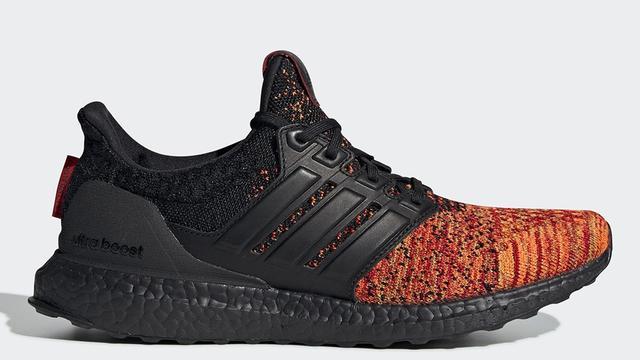 adidas dragon rouge