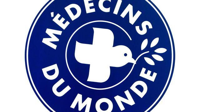 Le logo de Médecins du Monde [Loic Venance / AFP/Archives]