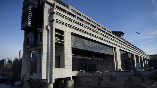 Le ministère de l'Economie et des Finances à Paris [Fred Dufour / AFP/Archives]