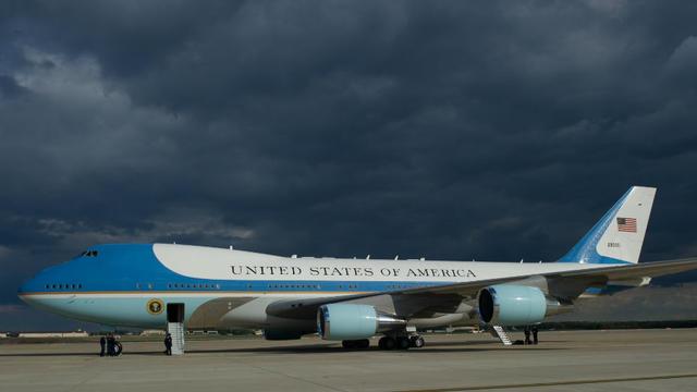 L'avion présidentiel américain est en service depuis les années 1990.