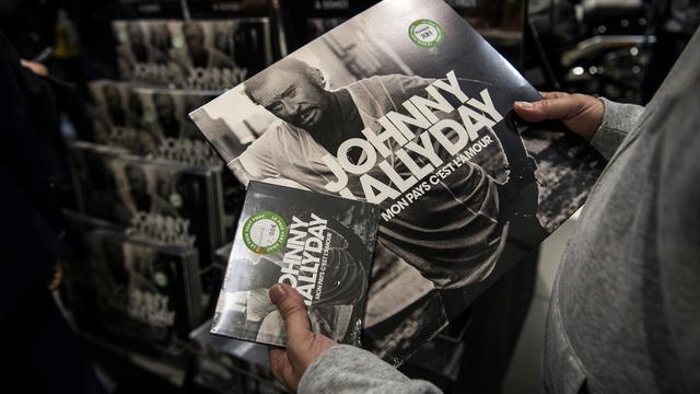 L'album posthume de Johnny Hallyday.