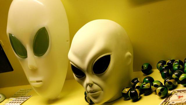 SETI & OVNI, un espoir ? Alien_1