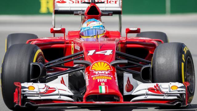 Fernando Alonso pourrait quitter la Scuderia Ferrari à l'issue de la saison.
