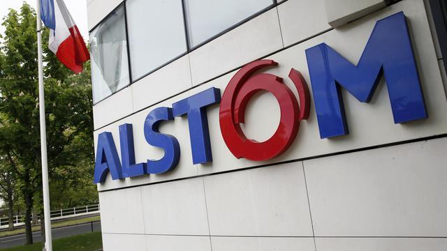 Le siège d'Alstom