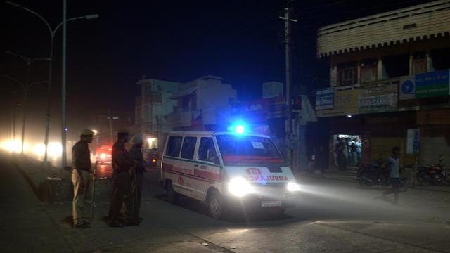 En Inde, une femme a tranché le pénis d'un voisin qui la harcelait, avant de le conduire à l'hôpital pour lui sauver la vie. (photo d'illustration)