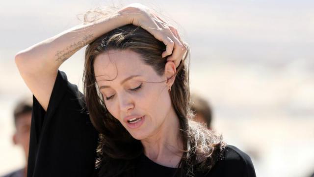 Angelina Jolie est de plus en plus maigre