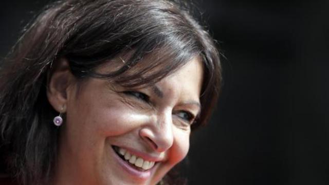 Anne Hidalgo.