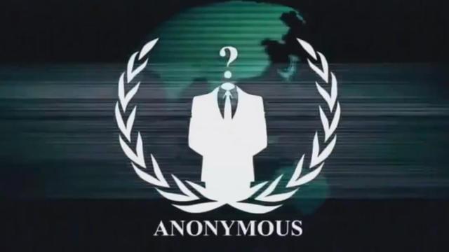"""Anonymous dit vouloir mener une """"guerre totale"""" contre Daesh."""