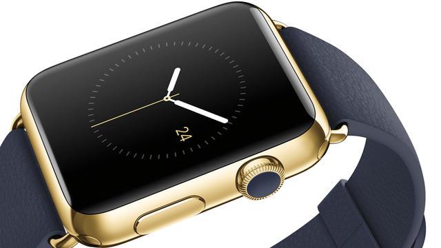 Plus de 15 millions d'Apple Watch pourraient être vendues en 2015.