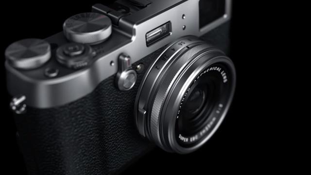 Le Fujifilm X100T a été présenté lors du salon Photokina 2014 à Cologne