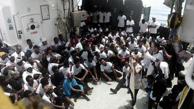 L'imbroglio autour du navire humanitaire Aquarius a révélé les dissensions au sein de l'UE.