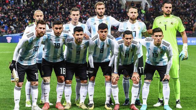 Coupe du monde 2018 tout savoir sur l 39 argentine - Equipe argentine coupe du monde 2014 ...