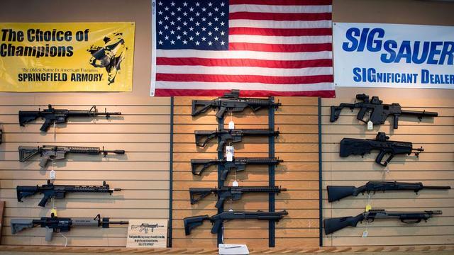 Aux États-Unis, 270 millions d armes sont actuellement en circulation.