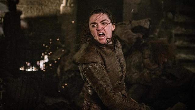 De petite fille destinée à devenir une princesse, Arya est devenue une terrible assassin.