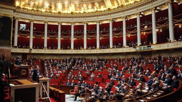L'Assemblée nationale[AFP]