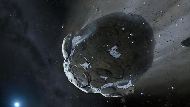 Connu sous le nom de «2019 DN», cet astéroïde se rapprochera jusqu'à 13 distances lunaires de notre planète.