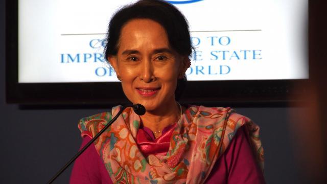 Aung San Suu Kyi, la Dame de Rangun