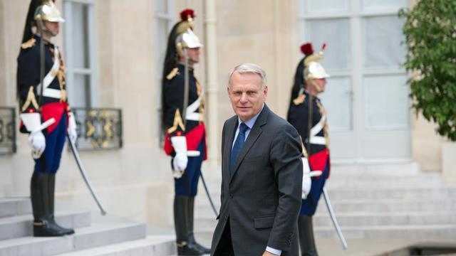 Jean-Marc Ayrault a fait sa rentrée politique ce matin.