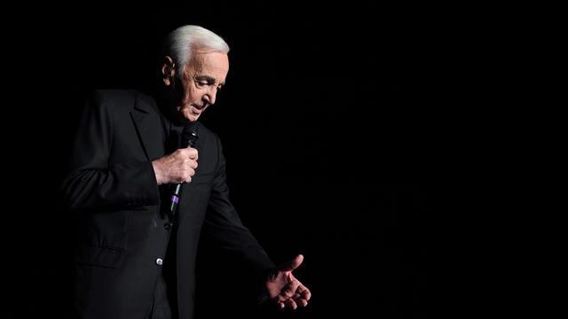 Charles Aznavour 1924 - 2018 Aznavour_0