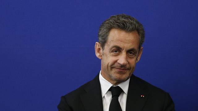 L'ex-chef de l'Etat, Nicolas Sarkozy, à Nice le 10 mars 2014 [Valery Hache / AFP/Archives]