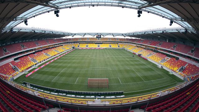 Le stade MMArena au Mans, le 29 janvier 2011  [Jean-Francois Monier / AFP/Archives]
