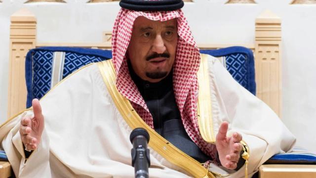 Le roi d'Arabie Salman bin Abdelaziz le 10 décembre 2015 à Ryad  [HO / AFP/Archives]