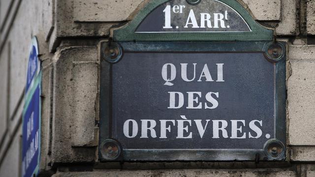 Le quai des Orfèvres, au numéro 36 duquel se trouve le célèbre siège de la police judiciaire de Paris [Joel Saget / AFP/Archives]