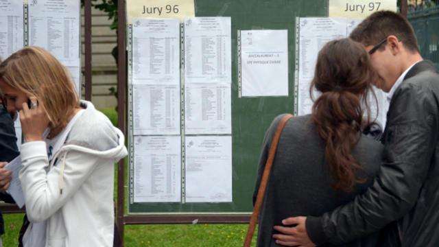 Les rattrapages seront annoncés le jour des résultats du baccalauréat.