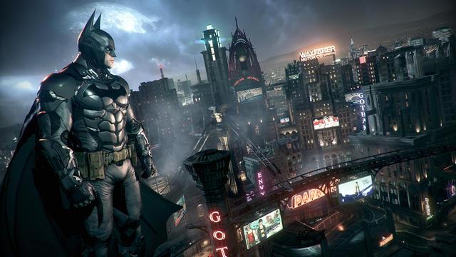 La ville d'Arkham offre au joueur une aire de jeu immense.