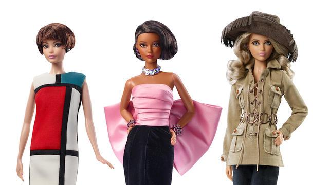 barbie styliste dfil de mode