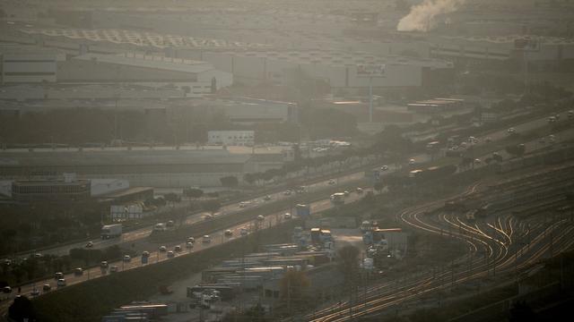 La circulation dense a entrainé une nouvelle dégradation de la qualité de l'air à Barcelone.