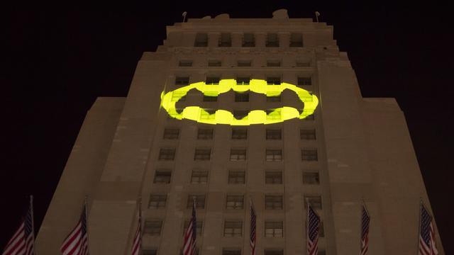 Le monde entier va s'illuminer aux couleurs de Batman.