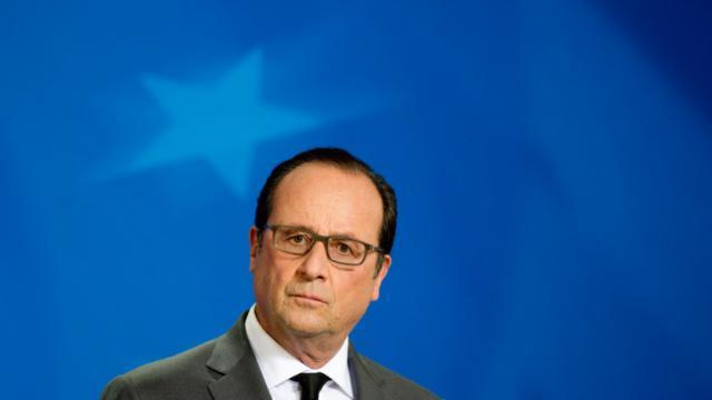 François Hollande, le 15 octobre 2015 à Bruxelles [ALAIN JOCARD / AFP/Archives]