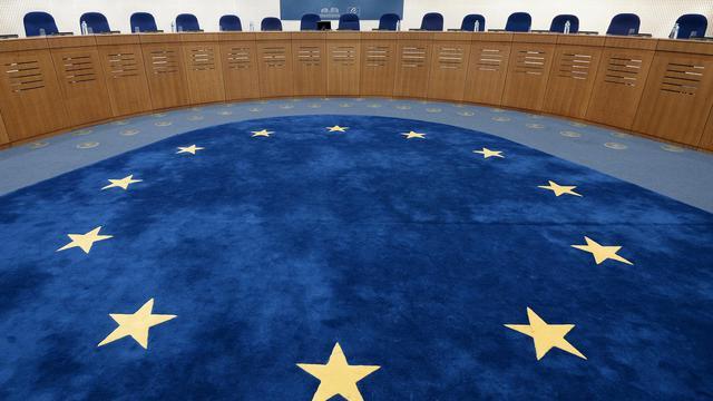 La Cour européenne des droits de l'homme (CEDH) va rendre un arrêt concernant dix détenus britanniques, qui se plaignent d'avoir été privés du droit de voter [Frederick Florin / AFP/Archives]