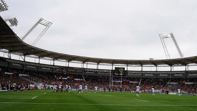 Le Stadium de Toulouse, lors d'un match de Top 14, en mai 2012 [Pascal Pavani / AFP/Archives]
