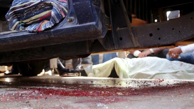 Au moins 12 personnes tuées avant l'aube dans une attaque au cocktail molotov contre une discothèque du Caire [ / AFP/Archives]