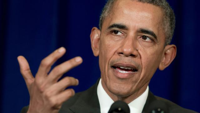 Le président Barack Obama lors d'une conférence de presse le 22 novembre 2015 à Kuala Lumpur  [SAUL LOEB / AFP]