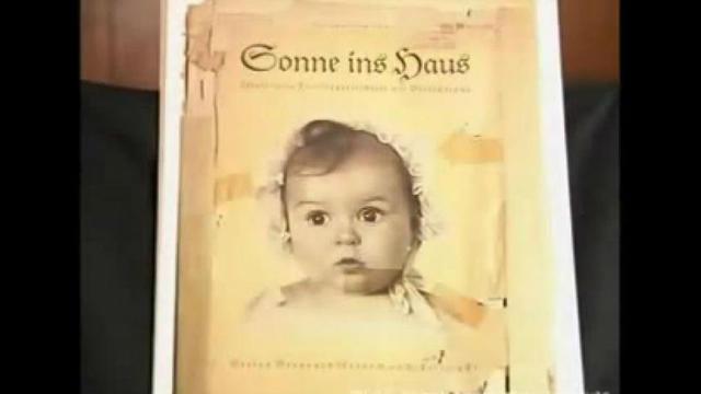 Le cliché d'Hassy Taft a été utilisée par la propagande nazie alors que cette dernière était juive