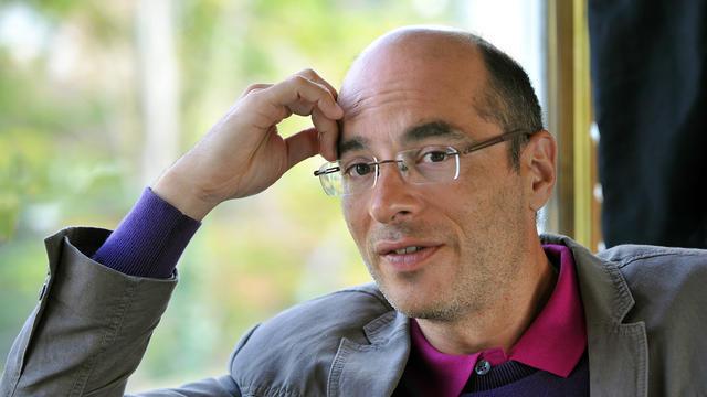 """Bernard Werber, auteur de l'ouvrage """"La Voix de la Terre"""" paru aux éditions Albin Michel"""