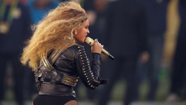 Beyoncé, star féministe mais pas que
