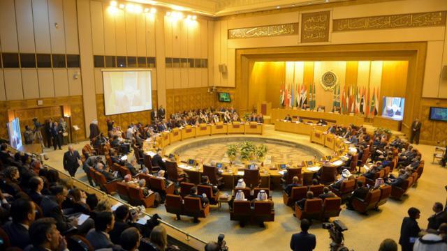 La Ligue arabe s'est réunie en urgence le 9 décembre 2017 au Caire [MOHAMED EL-SHAHED / AFP/Archives]