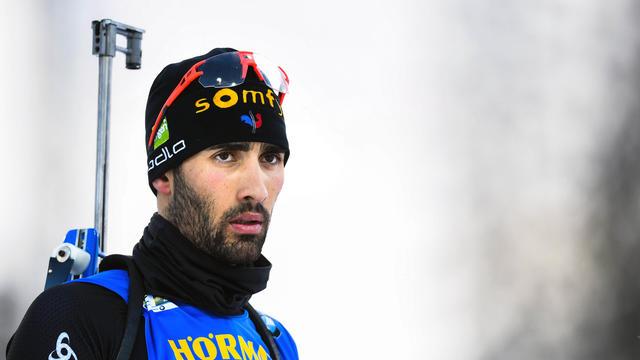 Martin Fourcade n'a pas remporté la moindre médaille en Suède.
