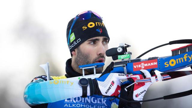 Martin Fourcade a signé sa première victoire de la saison en Suède.