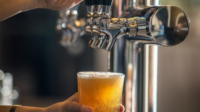 C'est un décret qui est à l'origine du changement de recette de la bière.
