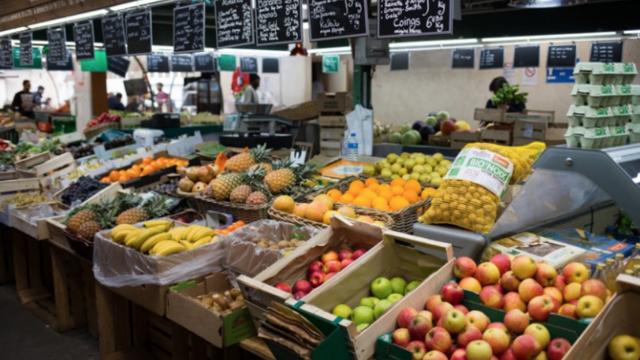 Fin 2018, la mairie du 11e a lancé son premier marché bio, place du Père Chaillet.