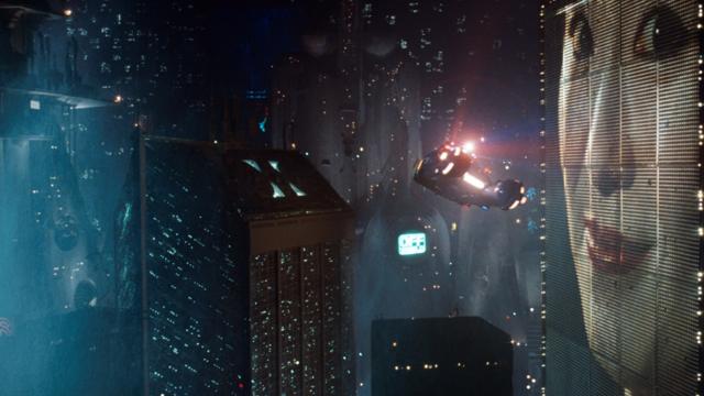 «Blade Runner» est sorti sur les écrans en 1982.
