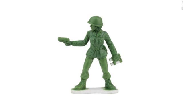 Une entreprise de jouets de Pennsylvanie s'est mise à fabriquer des femmes soldats suite à la lettre convaincante d'une fillette de 6 ans.