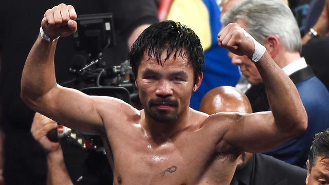 Manny Pacquiao va disputer le 70e combat de sa carrière.