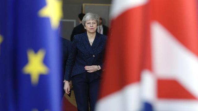 Theresa May ne ménage pas ses efforts pour convaincre les autres membres de l'UE de lui accorder un nouveau report du Brexit.