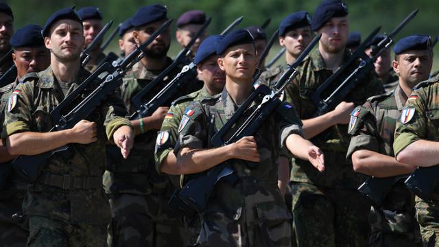 Le passage d'unités de la Brigade franco-allemande constituera l'un des temps forts du défilé qui fera la part belle aux nations européennes.